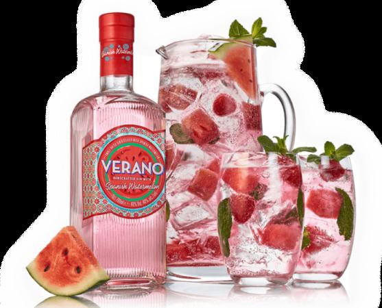 verano gin watermelon